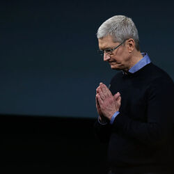 Tim Cook Gets $89M Stock Payout From Apple