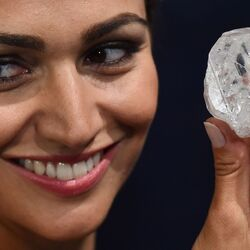 Second-Biggest Gem-Quality Diamond In History, The Lesedi La Rona, Sold For $53M