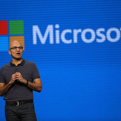 Take A Peek At Microsoft CEO Satya Nadella's Paycheck