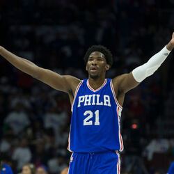 Joel Embiid Could Be Making Close To $36 Million A Year... Are The 76ers Crazy Or Geniuses?