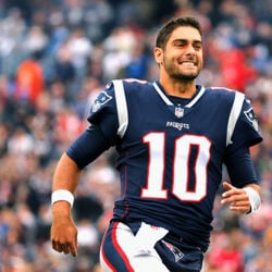 Jimmy Garoppolo Is Now A San Francisco 49er... How Much Did He Make While With The New England Patriots?