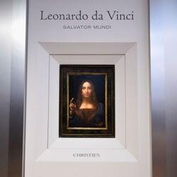 Rare Da Vinci Painting Breaks The Bank At Auction