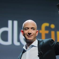 Jeff Bezos Is Officially Worth $100 Billion