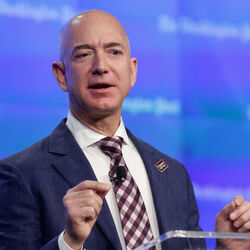Jeff Bezos' Net Worth Is Inches Away From $100 Billion Thanks To Black Friday