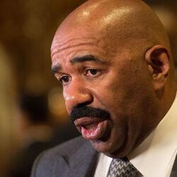 Steve Harvey Sued For Charity Fraud By Ex-Employee