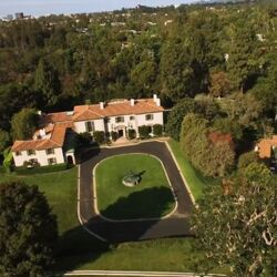 This $180 Million Mansion Comes With Slew Of Amenities And A Fascinating History