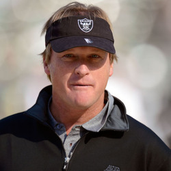 Jon Gruden's NFL Contract Is Expected To Be Worth More Than Any Other Coach Has Ever Made