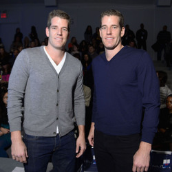 The Winklevoss Twins Are No Longer Billionaires...For Now