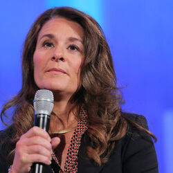 Melinda Gates Gives Vote Of Confidence To Female Run VC Firm