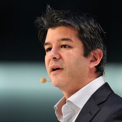 Former Uber CEO Travis Kalanick Has Officially Gone From Paper Billionaire To Actual Billionaire