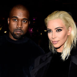 Kanye West Gave Kim Kardashian Hundreds Of Thousands Of Dollars In Apple, Adidas, And Netflix Stock For Christmas