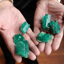 The Curse Of The 752 Pound Emerald