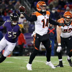 Buffalo Bills Fans Raised A Ton Of Money For Cincinnati Bengals Quarterback Andy Dalton