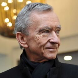 LVMH Billionaire Bernard Arnault Is Now The Fifth Richest Person On The Planet