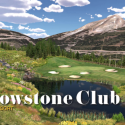 Inside The Ultra-Exclusive Celebrity Enclave Of The Yellowstone Club