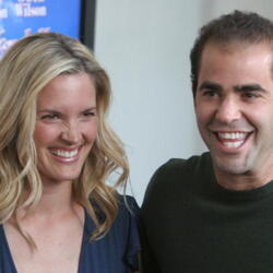 Pete Sampras & Bridgette Wilson Net Worth