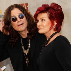 Ozzy Osbourne & Sharon Osbourne Net Worth