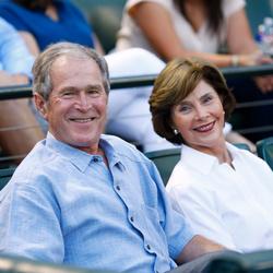 George W. Bush & Laura Bush Net Worth