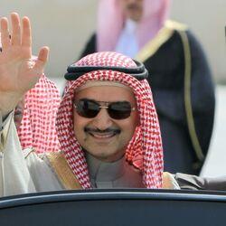 Prince al-Waleed bin Talal Paid $6 BILLION To Be Freed From Three-Month Government Detention