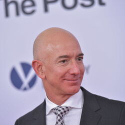 Jeff Bezos Was One Of The First Investors In Google – And Is Probably A Billionaire From That Alone
