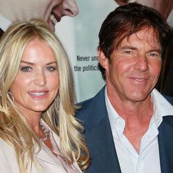 Dennis And Kimberly Quaid Reach Huge Divorce Settlement