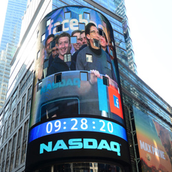 Facebook IPO'd Six Years Ago Today. How Much Would You Have If You'd Invested $1000?