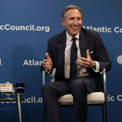 Starbucks' Howard Schultz Steps Down, Fuels Presidential Campaign Rumors