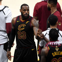 LeBron James Declined His Player Option...So Now What?