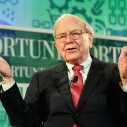 Warren Buffett Makes His Annual Gift To Charity, This Time It's $3.4 Billion