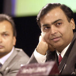 Mukesh Ambani Overtakes Jack Ma To Become Asia's Richest Person