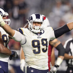 What Exactly Are The Rams Doing With Aaron Donald?