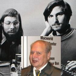 Let's Pour One Out For Ronald Wayne - Apple's Forgotten Founder Who Once Owned 10% Of The Trillion Dollar Company