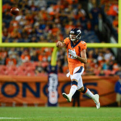 Paxton Lynch Started Just Four Games With The Broncos But Will Cost The Team $8.3 Million