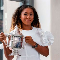 Continuing Her Dominance Of The Sports Money World - Naomi Osaka Is Nissan's Newest Global Ambassador