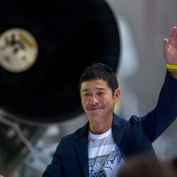 Who Is Yusaku Maezawa SpaceX's First Falcon Rocket Passenger?