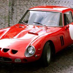 1962 Ferrari 250 GTO Smashes All-Time Classic Car Sale Record