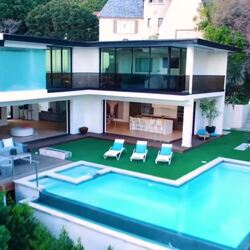 Adam Lambert Just Bought This Gorgeous Hollywood Home For $6.5 Million