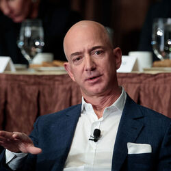 Amazon's Market Cap Briefly Topped $1 Trillion - What's Jeff Bezos' Net Worth At That Level?