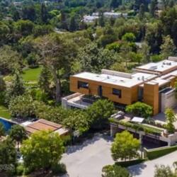 Sports Exec Casey Wasserman Lists Stunning Beverly Hills Home For $125 Million