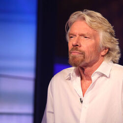 "Richard Branson Was ""Seconds Away"" From Death During Rock Climbing Incident"