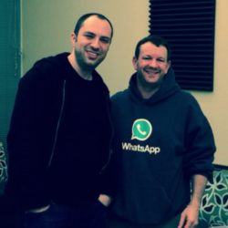 WhatsApp Founder Takes Most Expensive Moral Stand In History, Walks Out On $850 Million
