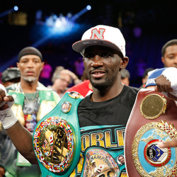 Terence Crawford Net Worth