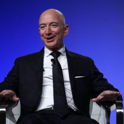 Jeff Bezos Just Set An Insane New Wealth Record... For LOSING Money