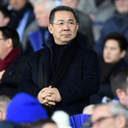Thai Billionaire And Leicester City Owner Vichai Srivaddhanaprabha Just Died In A Helicopter Crash Outside The Team's Stadium