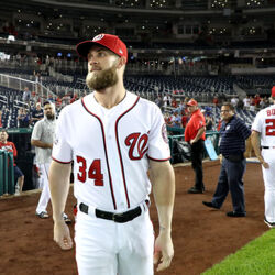 Ten Years And $300 Million? Not Good Enough, Says Bryce Harper