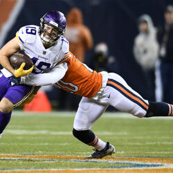 Adam Thielen Earned An Extra $550K After Making One Catch
