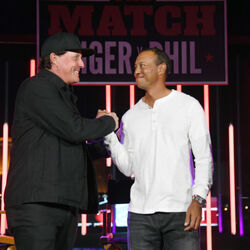 The Match: Phil Mickelson Beats Tiger Woods For $9 Million Prize, Plus $400,000 In Side Bets