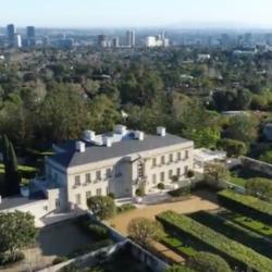Late Univision Billionaire's Bel Air Estate Hits Market For $245 Million, Vineyard Sold Separately