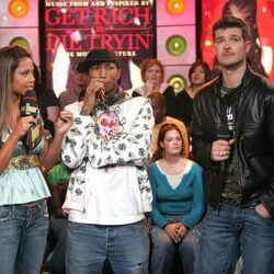 "Robin Thicke And Pharrell Williams Owe $5 Million In Final ""Blurred Lines"" Verdict"