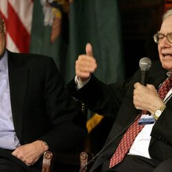 A Late Night Phone Call From Warren Buffett Might Have Saved The US From Another Depression